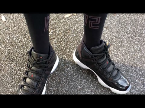 air jordan 11 72 10 pictures before death