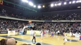 Kolozsvári U-BT–Bukaresti Steaua 85-68 - a végjáték