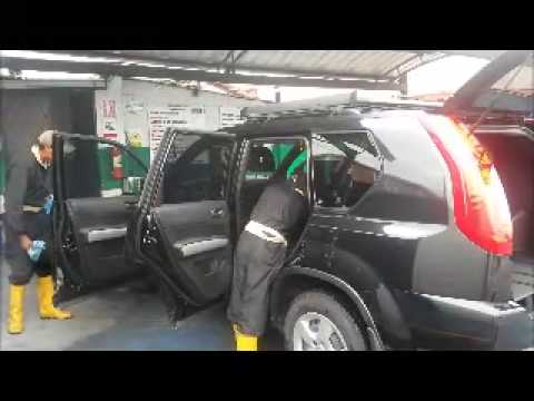 Lavado automotriz Car Wash Express Quito Ecuador