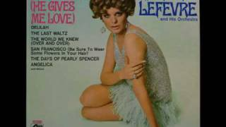 THE DAYS OF PEARLY SPENCER~RAYMOND LEFEVRE パーリースペンサーの日々