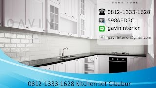 0812 1333 1628 (tsel) Kitchen Set Murah Cibubur