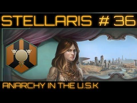 Stellaris (1.2.5) - #36 - War With the Helvan Interplanetary State