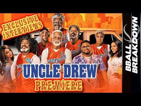 UNCLE DREW Premiere: Exclusive Interviews