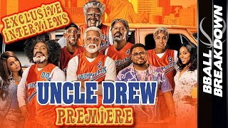 UNCLE DREW Premiere: Exclusive Interviews