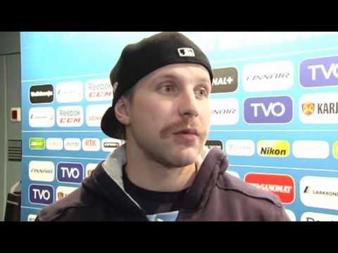Sportinslag: Leo Komarov redo till kamp