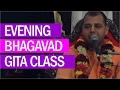 Evening Bhagavad Gita Class 11.52 by Ameya Ras  Prabhu on 16th Dec 2016 at ISKCON Juhu