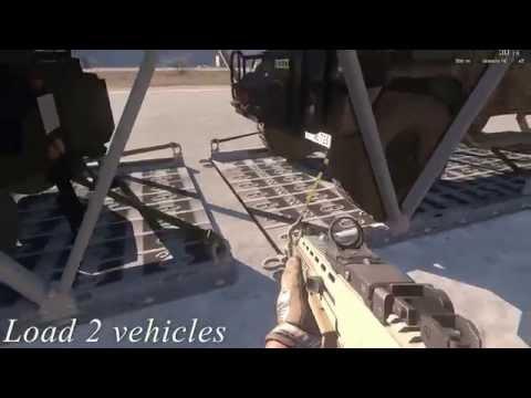 Pedagne_Mod - C-130J Cargo Drop