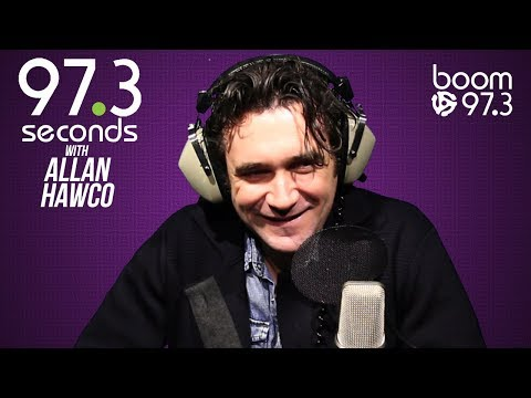 97.3 seconds with Allan Hawco