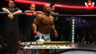 On se tape dessus ? - UFC Undisputed 3 [PS3-HD]