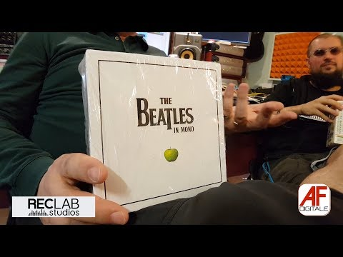 The Beatles In Mono – Originalecopiatofalso