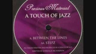 A Touch Of Jazz - Between The Lines