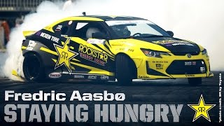 Fredric Aasbø - Staying Hungry