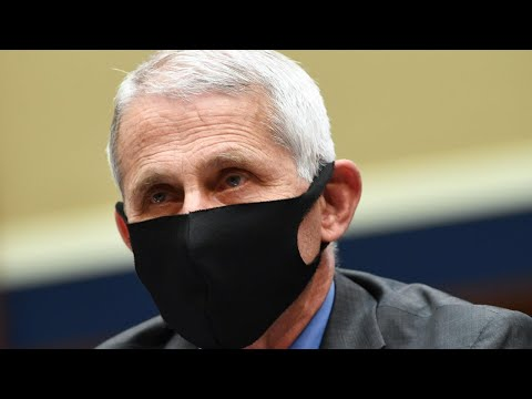 Live: CDC Director, Dr. Fauci Testify At House Hearing On Covid Pandemic | NBC News