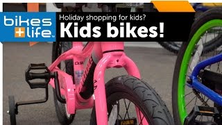 Best Gift for Kids - A Bicycle!