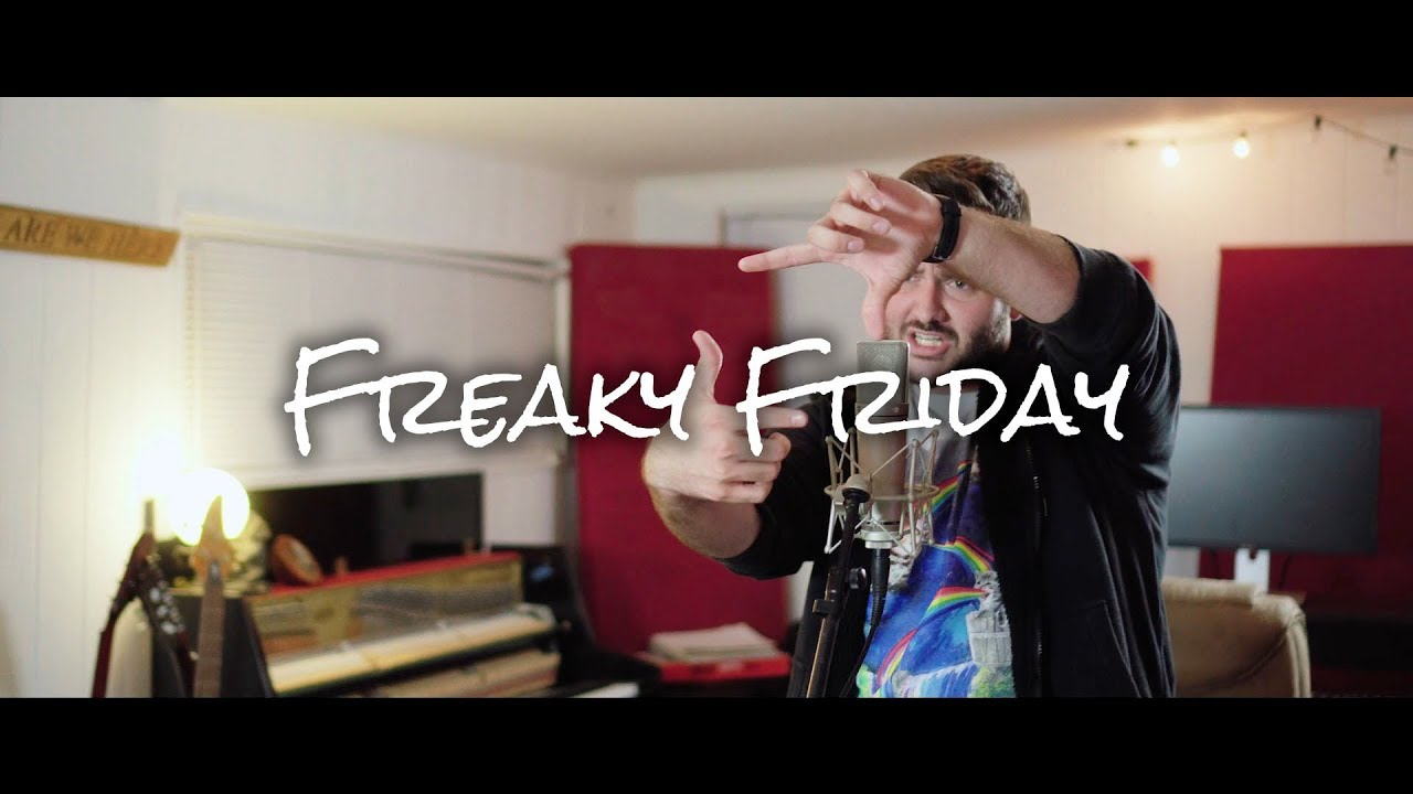 Lil Dicky Freaky Friday Feat Chris Brown Chaz Mazzota Cover