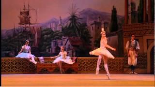 Gulnara variation 3 act - Nina Kaptsova