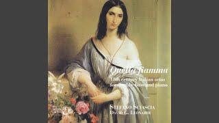 """Scarlatti: O cessate di piagarmi (Da """"Arie Antiche"""", Vol. I, No. 5 di Alessandro Parisotti)"""