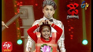 Piyush Performance   Dhee Champions   26th February 2020     ETV Telugu