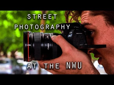 We TRIED Street Photography at the NWU
