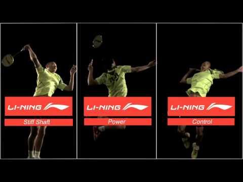 Как выбрать ракетку для бадминтона Li-Ning