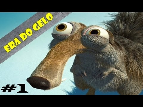 Era do Gelo #1- O Esquilo Scrat - YouTube