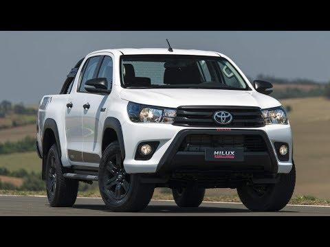 Toyota Hilux 2018 SR Challenge: detalhes e especificações - www.car.blog.br