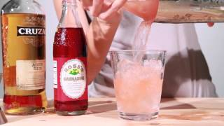 Planters Punch Drink Recipe