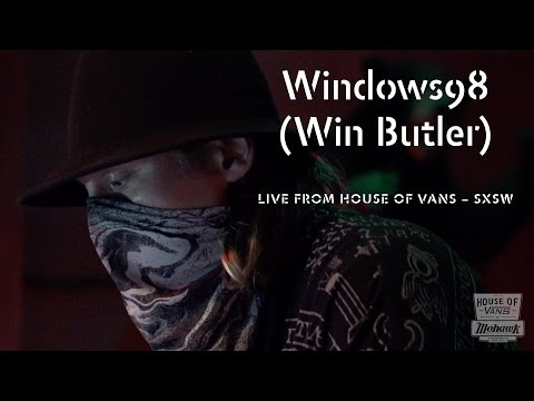 DJ Windows98 (Win Butler) performs at SXSW - YouTube