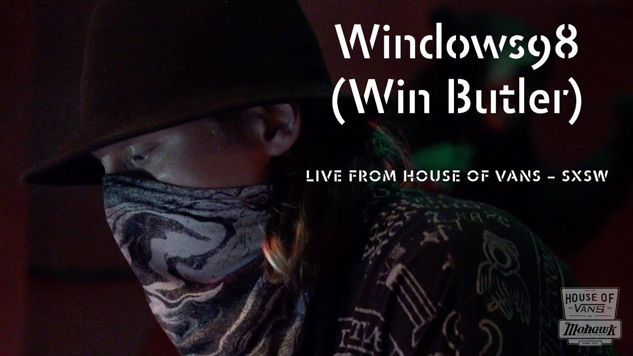Win Butler (of Arcade Fire) DJ Set at Row DTLA (The Scenestar)