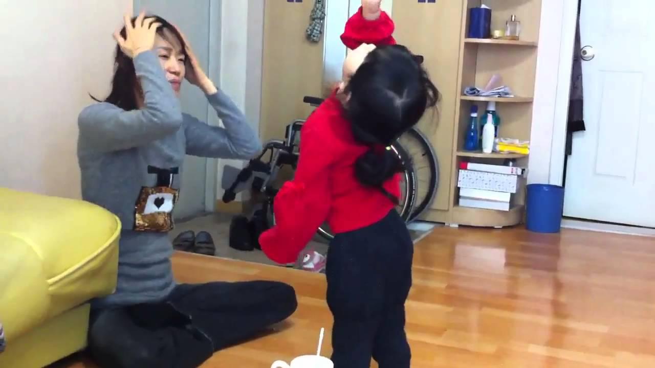 민희 율동 - YouTube