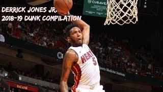 Derrick Jones Jr. 2018-19 Dunk Compilation   Airplane Mode [HD] Video