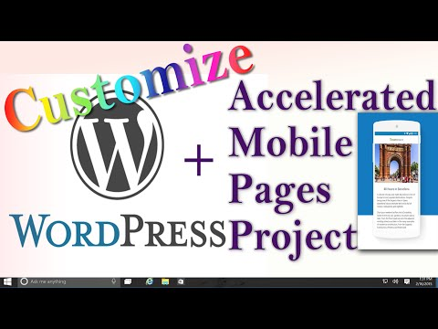 WordPress + AMP: Customize Accelerated Mobile Pages, Add Analytics & AdSense Code