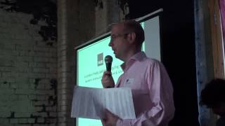 London cycling commissioner Andrew Gilligan outlines his vision