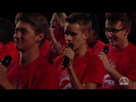 Crazy Little Thing Called Love–Michael Buble | ReMix Vocal Academy 2016 B | Red Team