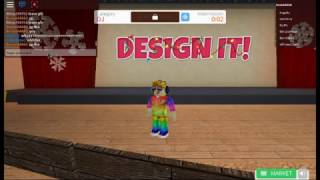 1o posto!!! /Design It Roblox