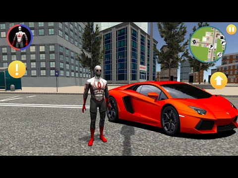 Ultimate Spider Rope Hero - Gangster Crime City (by Donig Box Studio) - Android Game Gameplay