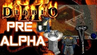 Pre Alpha Gameplay - Diablo 2