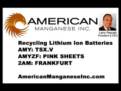100% Recovery of Lithium Cobalt Oxide Cathode Material -  Larry Reaugh.  October 15, 2016