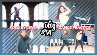 Vlog #54: How We Learn and Film Kpop Dance Covers (Dance Practice and Behind The Scenes) 💃🏻✨
