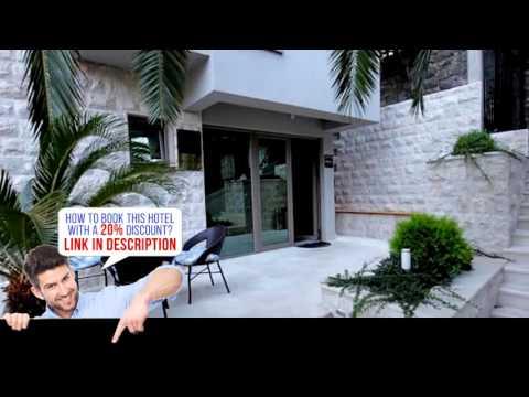 Butua Residence, Budva, Montenegro,  HD Review