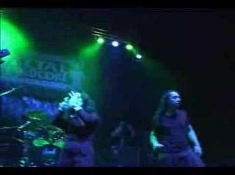 Lacuna Coil - Tight Rope (Live New England 2003)