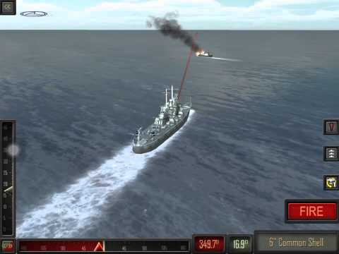 Pacific Fleet (My Gameplay)