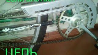 Что делать если слетает цепь на велосипеде(Что делать если слетает цепь на велосипеде Теги: DSv-brake Выбор МТБ Маунтин андрей скутерец Петя аммортизатор..., 2015-12-06T08:56:42.000Z)