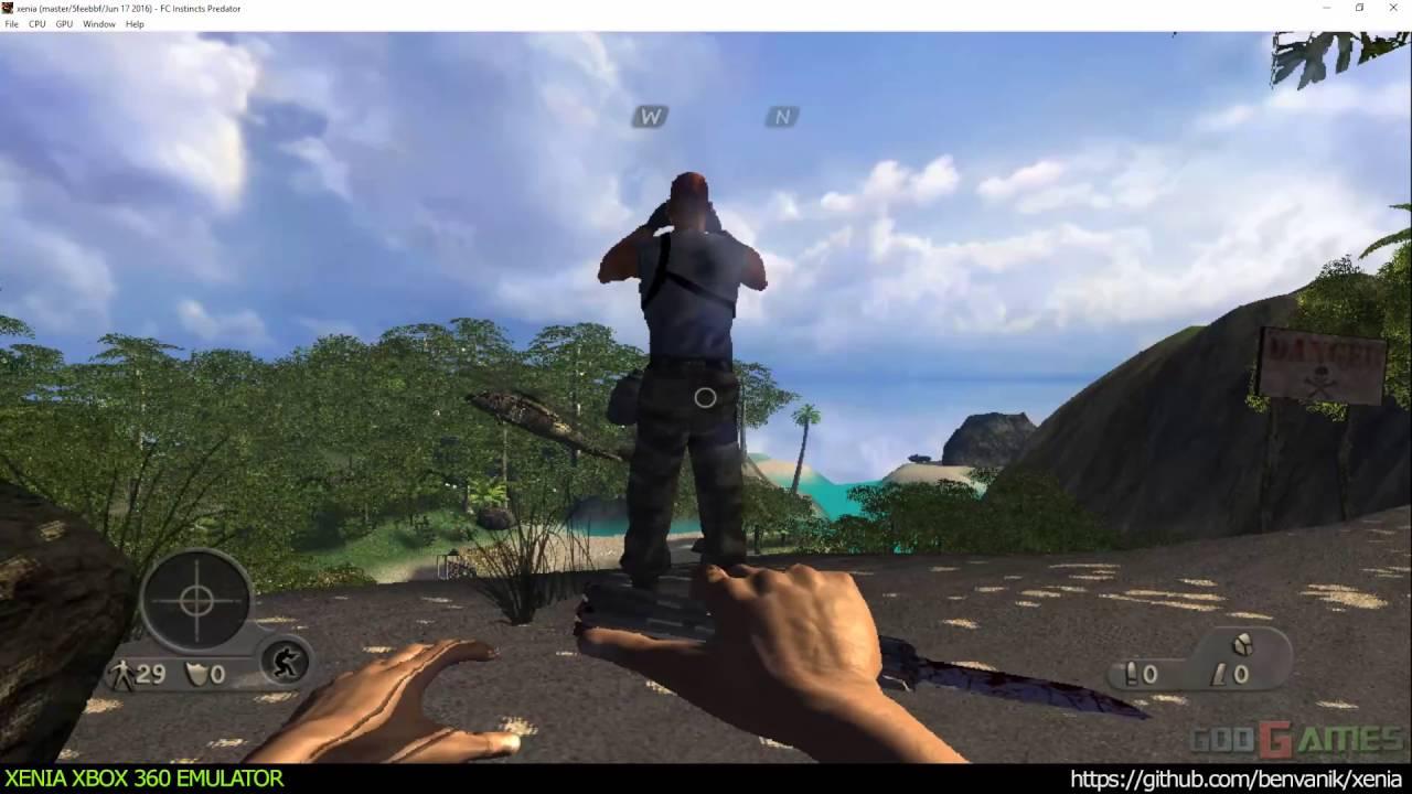 Far cry instincts на пк скачать