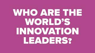 Coming soon: Global Innovation Index 2019