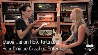 Steve Vai on How to Unlock Your Unique Creative Potential