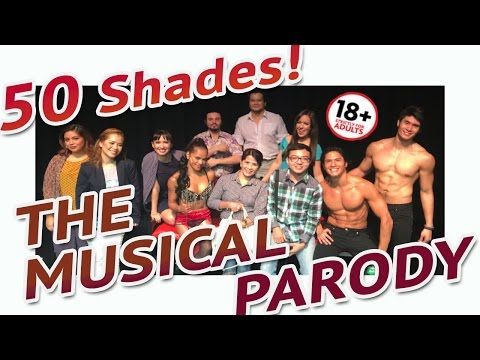 50 SHADES! THE MUSICAL PARODY 😍  #RatedSPG