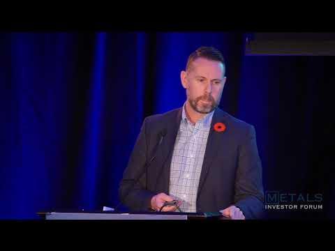 Metals Investor Forum November 2018 - Jeffrey R. Wilson CEO, of Precipitate Gold Corp.