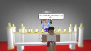 Take me to church Roblox Music Video by Squishy ROBLOX