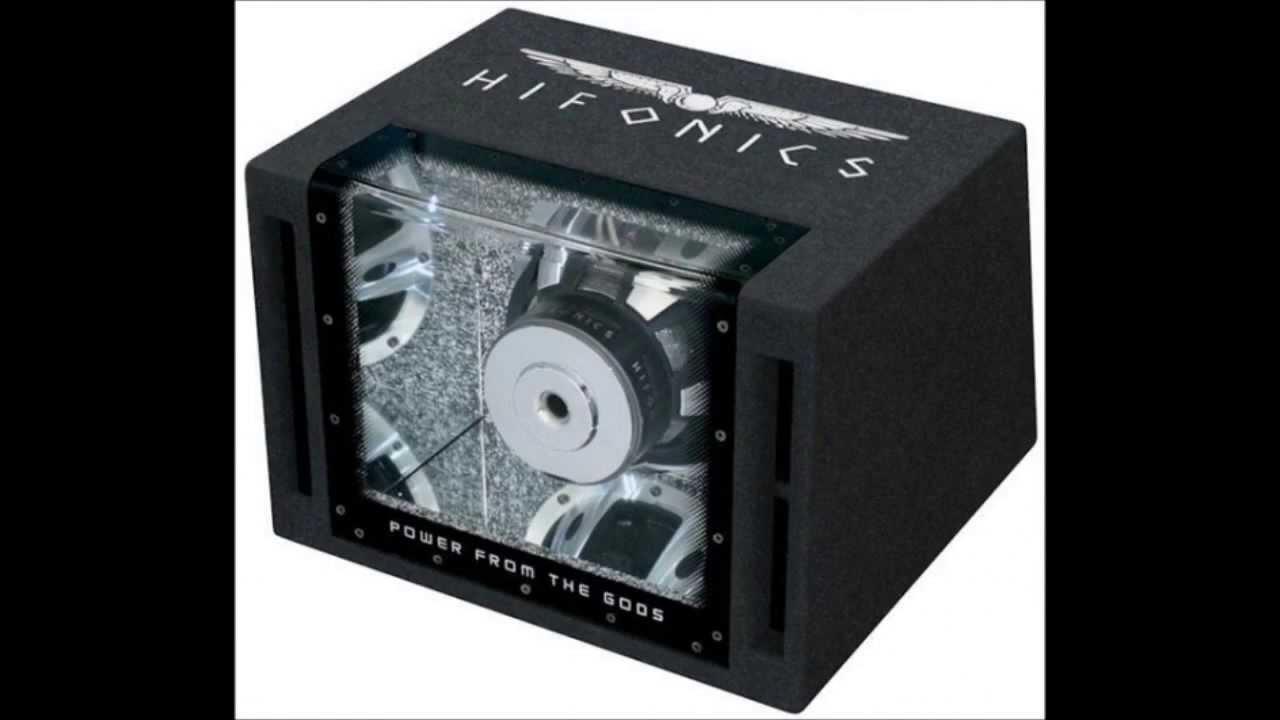 Hifonics ZXi-12BP Speakers Car & Vehicle Electronics